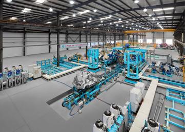 广汽本田第三工厂焊装自动化生产线全部完成出货